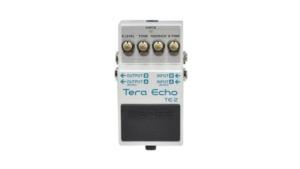BOSS/Tera Echo TE-2をレビュー!その独特な音質の使い方など